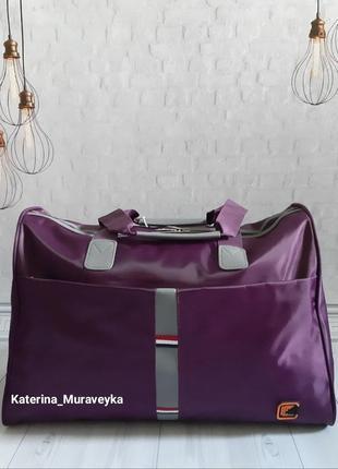 Женская дорожная сумка.