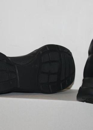 Женские кроссовки, кожа натуральная, 34-41р5 фото
