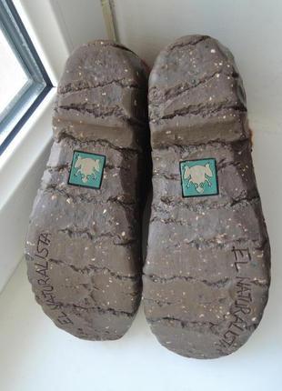 Кожаные деми еврозима ботинки сапоги el naturalista р.377 фото