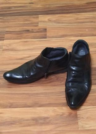 Зимняя обувь, зимние туфли, италия