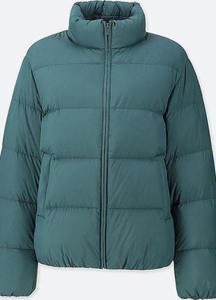 Новая куртка пуховик uniqlo, xs