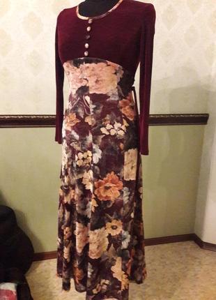 Красивое платье от дизайнера pati-pat