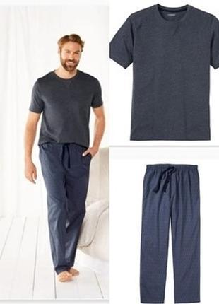Домашний костюм пижама мужской
