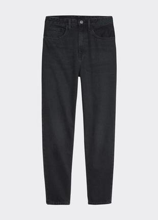 Мом джинсы с высокой посадкой