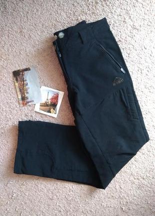 Штаны mc kinley m 38 dry plus stretch 36 s маккинли брюки трекинг