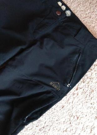 Штаны mc kinley m 38 dry plus stretch 36 s маккинли брюки трекинг3 фото