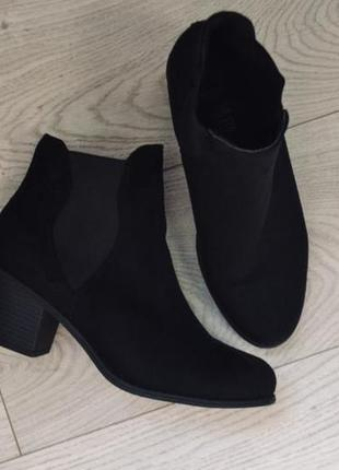 Актуальні ботиночки 40🖤 від new look