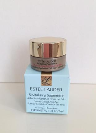 Estee lauder revitalizing supreme  eye balm бальзам для кожи вокруг глаз