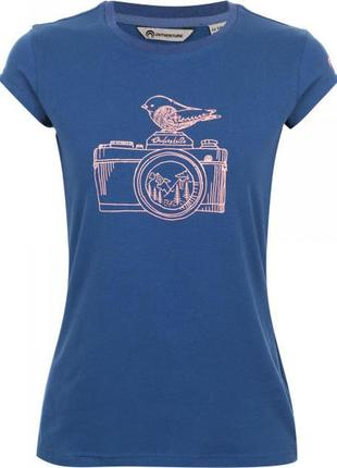 Оригинальная женская футболка хлопок принт