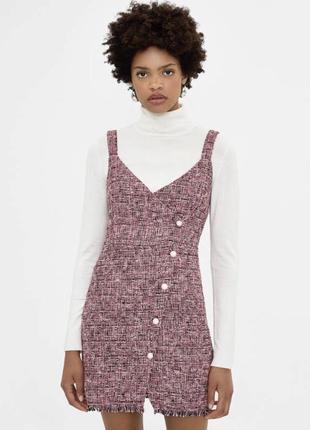 Платье сарафан bershka