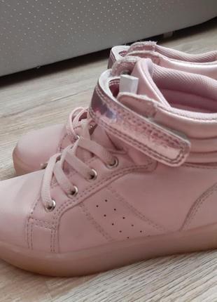 Хайтопы / ботиночки для девочки reserved