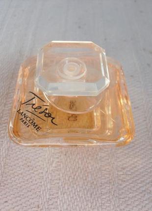 Винтажная миниатюра tresor от lancome 7,5 мл. edp, оригинал,1995 год