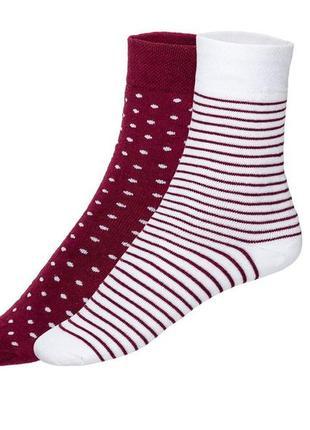 Термо носки, махра 2 пары 39-42 esmara, германия