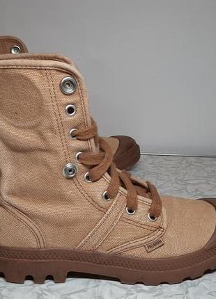 Кеды,сапоги,ботинки palladium (палладиум) pallabrouse baggy, 36-37р,стелька23,5см