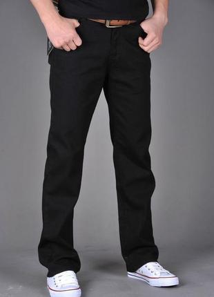 🔥🔥🔥стильные черные мужские джинсы, брюки, штаны gip street wear🔥🔥🔥