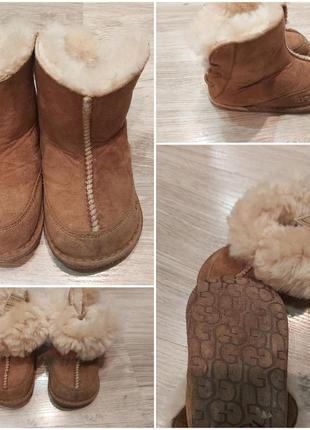 Ugg якісні, теплі чобітки