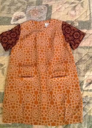 """Платье на 4-5 лет """" mamas & papas"""""""