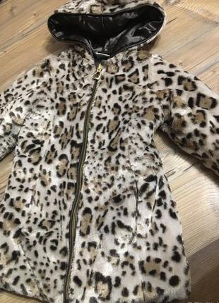 Шуба пальта
