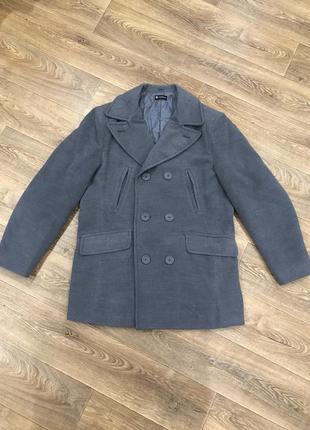 Пальто,утеплённое