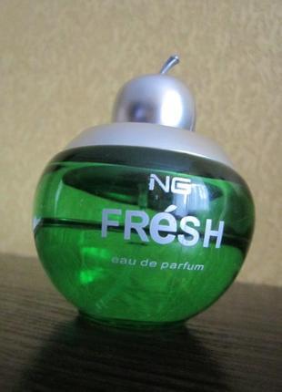 Парфюмированная вода fresh от ng perfumes.