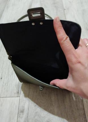 Маленькая сумка клатч сумка через плечо3 фото