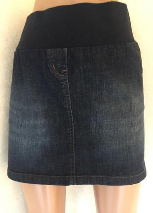 Юбка джинсовая на резинке george