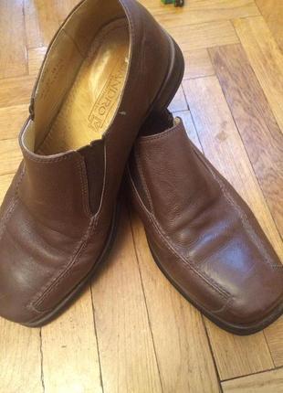 Туфли полностью кожа от sandro