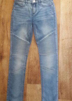 Джинси джинсики скинни h&m джинсы