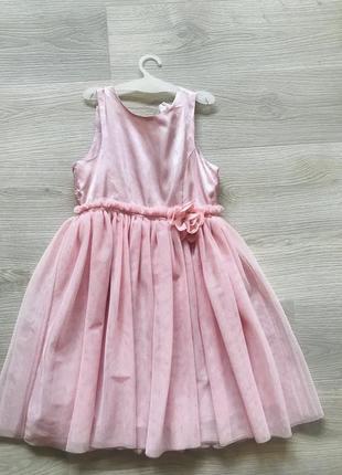 Нарядное платье hm