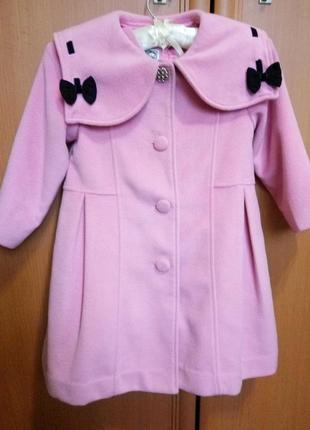 Пальто для настоящей маленькой леди.