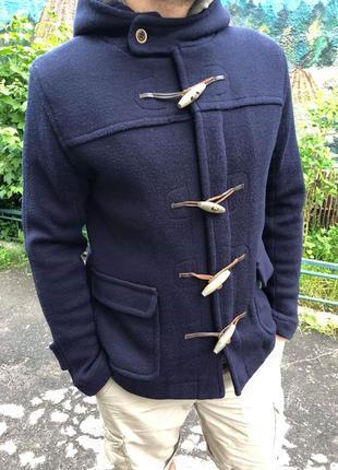 Пальто дафлкот от scotch&soda в стиле superdry