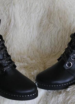 Мега удобные, ботинки кожа натуральная.