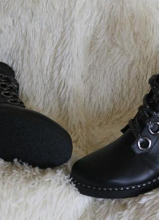 Мега удобные, ботинки кожа натуральная.2 фото