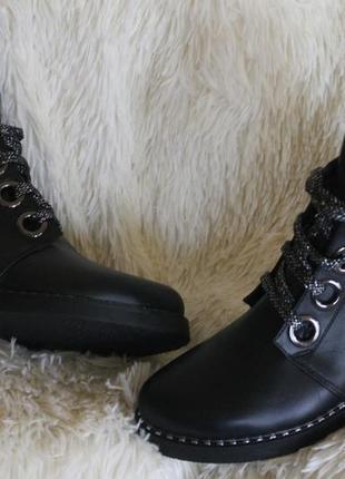 Мега удобные, ботинки кожа натуральная.3 фото