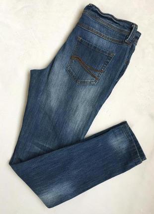 Супер джинсы скинни жен раз m (46)