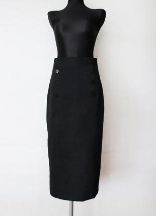 Красивейшая юбка карандаш шерсть ainsi soit je… франция