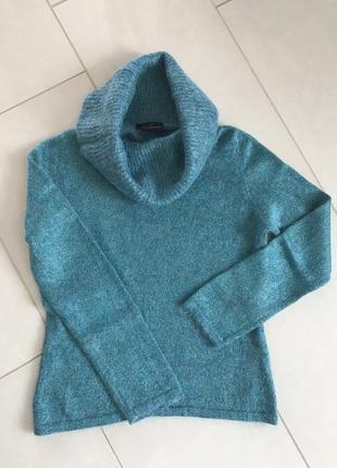 Пуловер гольф стильный модный luisa spagnoli размер м