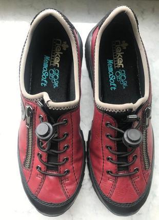 Женские кроссовки rieker