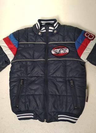 Name it. зимняя куртка на мальчика. 98 размер.