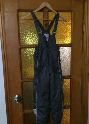 Куртка зимняя и комбенизон комплект