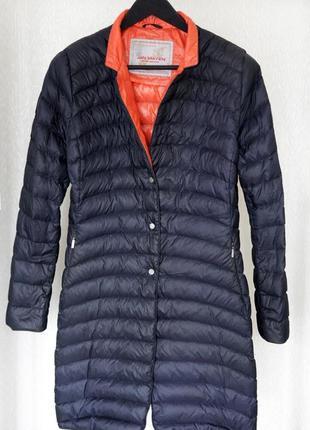 Ультра легкое пуховое пальто куртка пуховик от jan mayen оригинал