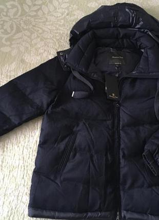Зимняя куртка massimo dutti размер l7 фото