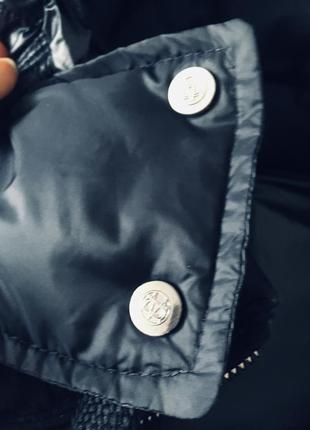 Зимняя куртка massimo dutti размер l2 фото