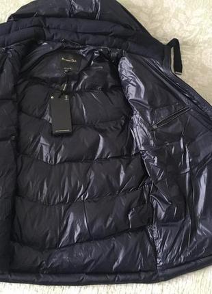 Зимняя куртка massimo dutti размер l3 фото