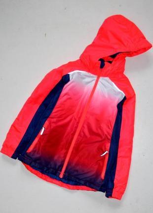Crivit. супер классная зимняя куртка на девочку.9-10 лет. рост 134-140 см