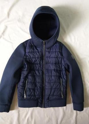 Курточка geox respira на 10лет