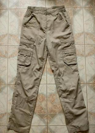 Туристические штаны брюки karrimor