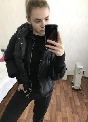 Тёплая куртка пух перо пуховик оригинал twin set