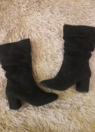 Утеплённые ботинки street shoes р.38. германия