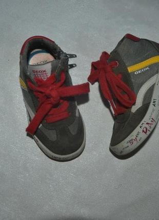 Детские ботинки,кроссовки geox (джеокс)